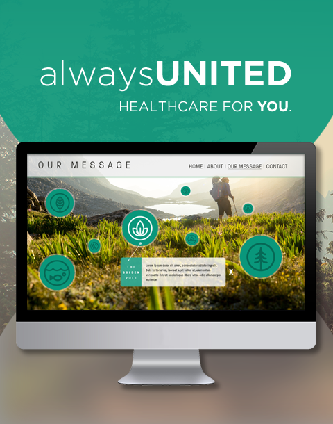 alwaysUNITED Website
